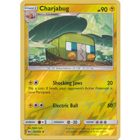 Charjabug 51/149 SM Base Set Reverse Holo Uncommon Pokemon Card NEAR MINT TCG