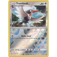 Trumbeak 107/149 SM Base Set Reverse Holo Uncommon Pokemon Card NEAR MINT TCG