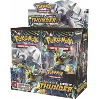 Pokemon SM Lost Thunder Booster Box BRAND NEW AND SEALED 36 packs