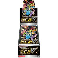 SHINY STAR V S4a Japanese Sealed Booster Box Pokemon Card
