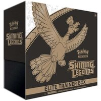 Pokemon Shining Legends Elite Trainer Box BRAND NEW AND SEALED