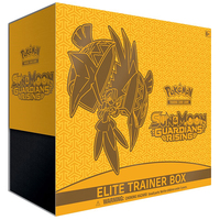 Pokemon Guardians Rising Elite Trainer Box BRAND NEW AND SEALED