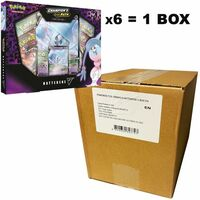 SEALED CASE 6x Pokemon Champion's Path Hatterene Boxes BRAND NEW AND SEALED