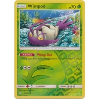 Wimpod 16/147 SM Burning Shadows Reverse Holo Common Pokemon Card NEAR MINT TCG