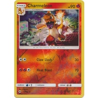 Charmeleon 19/147 SM Burning Shadows Reverse Holo Uncommon Pokemon Card NEAR MINT TCG
