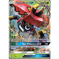 Tapu Bulu GX SM32 Black Star Promo Pokemon Card NEAR MINT TCG