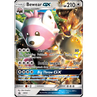 Bewear GX SM34 Black Star Promo Pokemon Card NEAR MINT TCG