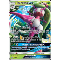 Tsareena GX SM56 Black Star Promo Pokemon Card NEAR MINT TCG