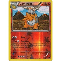 Camerupt 13/122 XY Breakpoint Reverse Holo Rare Pokemon Card NEAR MINT TCG