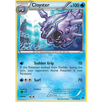 Cloyster 24/122 XY Breakpoint Uncommon Pokemon Card NEAR MINT TCG
