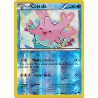 Corsola 29/122 XY Breakpoint Reverse Holo Common Pokemon Card NEAR MINT TCG