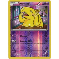Drowzee 50/122 XY Breakpoint Reverse Holo Common Pokemon Card NEAR MINT TCG