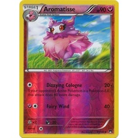 Aromatisse 85/122 XY Breakpoint Reverse Holo Uncommon Pokemon Card NEAR MINT TCG