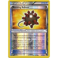 Bursting Balloon 97/122 XY Breakpoint Reverse Holo Uncommon Trainer Pokemon Card NEAR MINT TCG
