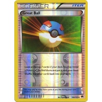 Great Ball 100/122 XY Breakpoint Reverse Holo Uncommon Trainer Pokemon Card NEAR MINT TCG