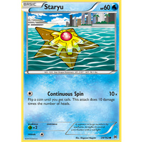 Staryu 29/162 XY Breakthrough Common Pokemon Card MINT TCG
