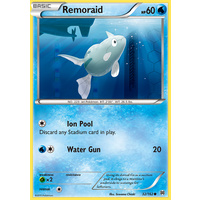 Remoraid 32/162 XY Breakthrough Common Pokemon Card MINT TCG