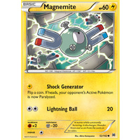 Magnemite 52/162 XY Breakthrough Common Pokemon Card MINT TCG