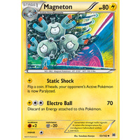 Magneton 53/162 XY Breakthrough Uncommon Pokemon Card MINT TCG