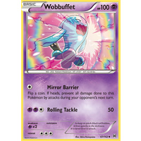 Wobuffett 67/162 XY Breakthrough Uncommon Pokemon Card MINT TCG