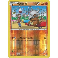 Cubone 77/162 XY Breakthrough Reverse Holo Common Pokemon Card MINT TCG