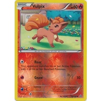 Vulpix 20/160 XY Primal Clash Reverse Holo Common Pokemon Card NEAR MINT TCG