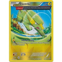 Electrike 60/160 XY Primal Clash Reverse Holo Uncommon Pokemon Card NEAR MINT TCG