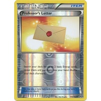 Professor's Letter 146/162 XY Breakthrough Reverse Holo Trainer Uncommon Pokemon Card MINT TCG
