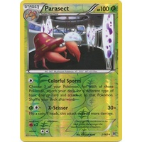 Parasect 2/162 XY Breakthrough Reverse Holo Rare Pokemon Card MINT TCG