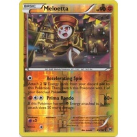 Meloetta 85/162 XY Breakthrough Reverse Holo Rare Pokemon Card MINT TCG