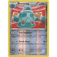 Bronzong 96/162 XY Breakthrough Reverse Holo Rare Pokemon Card MINT TCG
