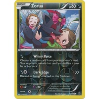 Zorua 90/162 XY Breakthrough Reverse Holo Common Pokemon Card MINT TCG