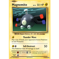 Magnemite 37/108 XY Evolutions Common Pokemon Card NEAR MINT TCG