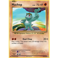 Machop 57/108 XY Evolutions Common Pokemon Card NEAR MINT TCG
