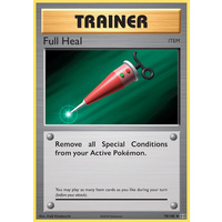 Full Heal 78/108 XY Evolutions Uncommon Trainer Pokemon Card NEAR MINT TCG
