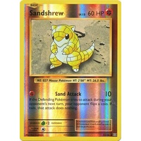 Sandshrew 54/108 XY Evolutions Reverse Holo Common Pokemon Card NEAR MINT TCG