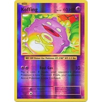 Koffing 50/108 XY Evolutions Reverse Holo Uncommon Pokemon Card NEAR MINT TCG