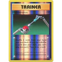 Maintenance 79/108 XY Evolutions Reverse Holo Trainer Uncommon Pokemon Card MINT TCG