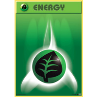 Grass Energy 91/108 XY Evolutions Common Pokemon Card NEAR MINT TCG