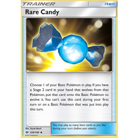 Rare Candy 129/149 SM Base Set Uncommon Trainer Pokemon Card NEAR MINT TCG