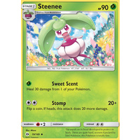 Steenee 19/149 SM Base Set Uncommon Pokemon Card MINT TCG