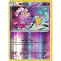 Drifloon 46/114 XY Steam Siege Reverse Holo Common Pokemon Card NEAR MINT TCG