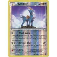Cobalion 74/114 XY Steam Siege Reverse Holo Rare Pokemon Card NEAR MINT TCG