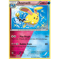 Azumarill 77/114 XY Steam Siege Uncommon Pokemon Card NEAR MINT TCG