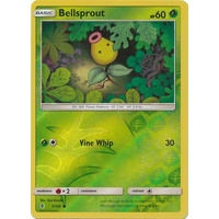 Bellsprout 1/145 SM Guardians Rising Reverse Holo Common Pokemon Card MINT TCG