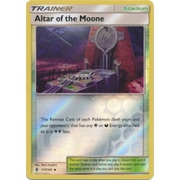 Altar of the Moone 117/145 SM Guardians Rising Reverse Holo Uncommon Trainer Pokemon Card MINT TCG