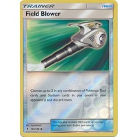 Field Blower 125/145 SM Guardians Rising Reverse Holo Uncommon Trainer Pokemon Card MINT TCG