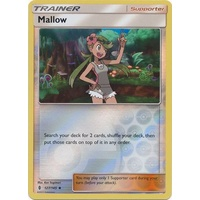 Mallow 127/145 SM Guardians Rising Reverse Holo Uncommon Trainer Pokemon Card MINT TCG