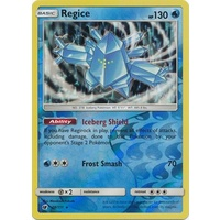 Regice 28/111 SM Crimson Invasion Reverse Holo Rare Pokemon Card MINT TCG