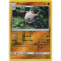 Primeape 51/111 SM Crimson Invasion Reverse Holo Rare Pokemon Card MINT TCG